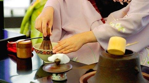 Trà đạo - một nét đặc trưng văn hóa Nhật Bản